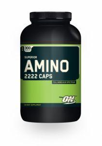 Купить OPTIMUM NUTRITION Superior Amino 2222 300caps в Москве, по доступной цене в интернет-магазине Iw-Shop