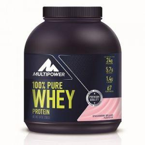 Купить MULTIPOWER 100% Whey Protein 2250g в Москве, по доступной цене в интернет-магазине Iw-Shop