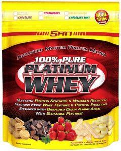 Купить S.A.N. 100% Pure Platinum Whey 4628g в Москве, по доступной цене в интернет-магазине Iw-Shop