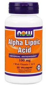 Купить  NOW Alpha Lipoic Acid  100 mg 60caps в Москве, цена на средство для здоровья  NOW Alpha Lipoic Acid  100 mg 60caps в интернет-магазине Iw-Shop