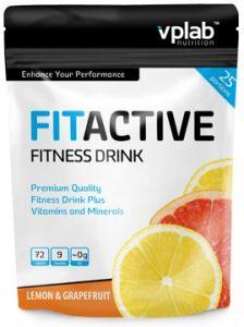 Спортивный напиток VP LABORATORY FitActive 500g - купить в интернет-магазине спортивного питания по выгодной цене