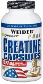 Купить WEIDER Pure Creatine Capsules 200caps в Москве, цена на спортивный витамин WEIDER Pure Creatine Capsules 200caps в интернет-магазине Iw-Shop