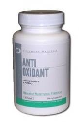 Купить UNIVERSAL Anti Oxidant 60tabs в Москве, цена на средство для здоровья UNIVERSAL Anti Oxidant 60tabs в интернет-магазине Iw-Shop