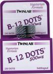 TWINLAB B-12 Dots 250tab