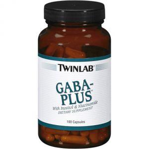 Купить TWINLAB GABA Plus 100caps в Москве, цена на послетренировочный комплекс TWINLAB GABA Plus 100caps в интернет-магазине Iw-Shop