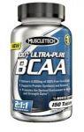 MUSCLETECH 100% Ultra-Pure BCAA 150tabs