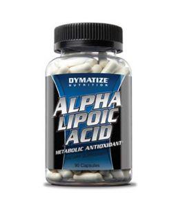Купить DYMATIZE Alpha Lipoic Acid 90caps в Москве, цена на средство для здоровья DYMATIZE Alpha Lipoic Acid 90caps в интернет-магазине Iw-Shop