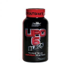 Купить NUTREX Lipo 6 Black 120caps в Москве, цена на спортивный энергетик NUTREX Lipo 6 Black 120caps в интернет-магазине Iw-Shop