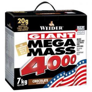 Купить WEIDER Mega Mass 4000 7000g в Москве, по доступной цене в интернет-магазине Iw-Shop