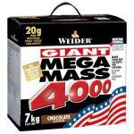 WEIDER Mega Mass 4000 7000g