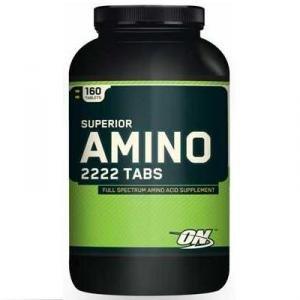 Купить OPTIMUM NUTRITION Superior Amino 2222 160tabs в Москве, по доступной цене в интернет-магазине Iw-Shop