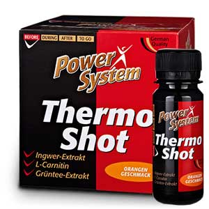 Купить POWER SYSTEM Thermo Shot 12бут в Москве, цена на спортивный энергетик POWER SYSTEM Thermo Shot 12бут в интернет-магазине Iw-Shop