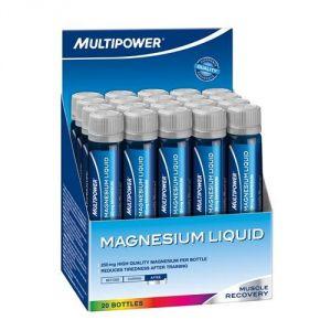 Купить MULTIPOWER Magnesium Liquid 20amp в Москве, цена на средство для здоровья MULTIPOWER Magnesium Liquid 20amp в интернет-магазине Iw-Shop