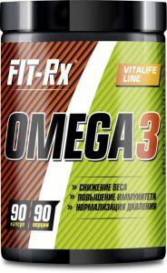 FIT-RX Omega 3 90caps ― Cпортивное питание от IW-shop