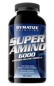 Купить DYMATIZE Super Amino 6000 500tabs   в Москве, по доступной цене в интернет-магазине Iw-Shop