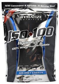 Купить DYMATIZE ISO 100 280g в Москве, по доступной цене в интернет-магазине Iw-Shop