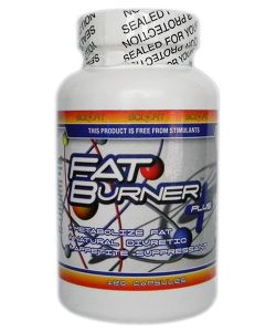 Купить SCIFIT Fat Burner Plus 120caps в Москве, цена на спортивный энергетик SCIFIT Fat Burner Plus 120caps в интернет-магазине Iw-Shop