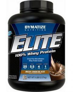 DYMATIZE Elite Whey Protein 2270g ― Cпортивное питание от IW-shop