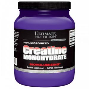 ULTIMATE NUTRITION Creatine Monogydrate 1000g ― Cпортивное питание от IW-shop