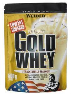 Купить WEIDER Gold Whey 500g в Москве, по доступной цене в интернет-магазине Iw-Shop