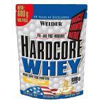 WEIDER Hardcore Whey Protein 600g