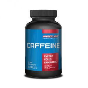 Спортивный энергетик PROLAB Caffeine 200mg 100tabs - купить в интернет-магазине спортивного питания по выгодной цене