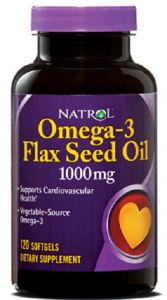Купить NATROL Omega 3 Flaxseed Oil 1000mg 120softgels в Москве, цена на средство для здоровья NATROL Omega 3 Flaxseed Oil 1000mg 120softgels в интернет-магазине Iw-Shop