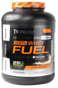 Купить TWINLAB 100% Whey Protein Fuel 2270g в Москве, по доступной цене в интернет-магазине Iw-Shop