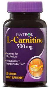 Купить NATROL L-Carnitine 500mg 30caps в Москве, цена на средство для здоровья NATROL L-Carnitine 500mg 30caps в интернет-магазине Iw-Shop