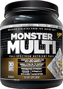 Купить CYTOSPORT Monster Multi 30pack в Москве, цена на спортивный витамин CYTOSPORT Monster Multi 30pack в интернет-магазине Iw-Shop