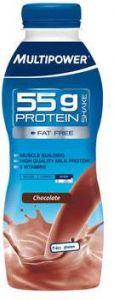 Спортивный напиток MULTIPOWER 55g Protein Shake 500ml - купить в интернет-магазине спортивного питания по выгодной цене