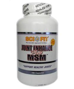 Купить SCIFIT Joint Enhance+MSM 180caps в Москве, цена на средство для здоровья SCIFIT Joint Enhance+MSM 180caps в интернет-магазине Iw-Shop