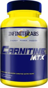 Купить INFINITE LABS Carnitine MTX 120caps в Москве, цена на средство для здоровья INFINITE LABS Carnitine MTX 120caps в интернет-магазине Iw-Shop