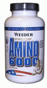 Купить WEIDER Amino 6000 100tabs в Москве, по доступной цене в интернет-магазине Iw-Shop