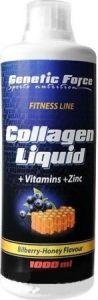 Купить GENETIC FORCE Collagen Liquid 1000ml в Москве, цена на средство для здоровья GENETIC FORCE Collagen Liquid 1000ml в интернет-магазине Iw-Shop