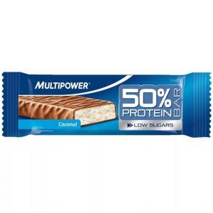Купить MULTIPOWER 50% Protein Pack bar в Москве, цена на спортивный батончик MULTIPOWER 50% Protein Pack bar в интернет-магазине Iw-Shop