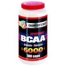 Купить Академия-Т Спортамин BCAA 6000 180caps в Москве, по доступной цене в интернет-магазине Iw-Shop