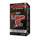 NUTREX Lipo 6 Black Ultra Concentrate 60caps