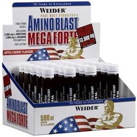 Купить WEIDER Amino Blast Mega Forte 20amp в Москве, по доступной цене в интернет-магазине Iw-Shop