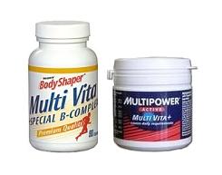 Набор спортивного питания Минералы и витамины - купить в интернет-магазине спортивного питания по выгодной цене