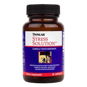 Купить TWINLAB Stress Solution 30caps в Москве, цена на средство для здоровья TWINLAB Stress Solution 30caps в интернет-магазине Iw-Shop