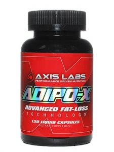 Купить AXIS LABS Adipo-X 120caps в Москве, цена на спортивный энергетик AXIS LABS Adipo-X 120caps в интернет-магазине Iw-Shop