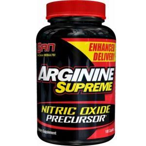 Купить Аминокислота SAN Arginine Supreme 100caps в Москве, по доступной цене в интернет-магазине Iw-Shop