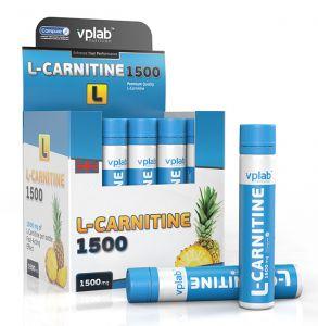 Купить VP LABORATORY L-Carnitine 1500mg 20amp в Москве, цена на средство для здоровья VP LABORATORY L-Carnitine 1500mg 20amp в интернет-магазине Iw-Shop