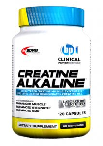 Купить BPI Sports Creatine Alkaline 120caps в Москве, цена на спортивный витамин BPI Sports Creatine Alkaline 120caps в интернет-магазине Iw-Shop