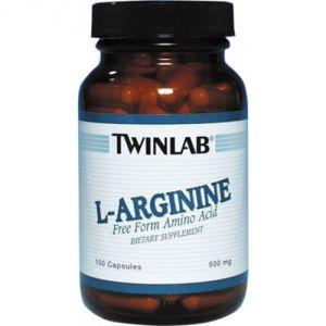 Купить TWINLAB L-Arginine 500mg 100caps в Москве, по доступной цене в интернет-магазине Iw-Shop