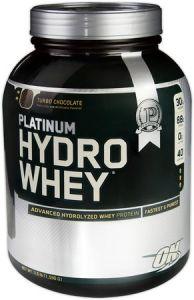 Купить OPTIMUM NUTRITION Platinum Hydrowhey 1590g в Москве, по доступной цене в интернет-магазине Iw-Shop