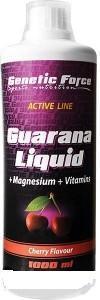 Спортивный энергетик GENETIC FORCE Guarana Liquid 1000ml - купить в интернет-магазине спортивного питания по выгодной цене