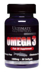 Купить ULTIMATE NUTRITION Omega 3 90softgels в Москве, цена на средство для здоровья ULTIMATE NUTRITION Omega 3 90softgels в интернет-магазине Iw-Shop