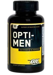 Купить OPTIMUM NUTRITION Opti-Men 90tabs в Москве, цена на спортивный витамин OPTIMUM NUTRITION Opti-Men 90tabs в интернет-магазине Iw-Shop